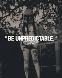 unpredictables