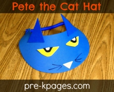 pete the cat hat