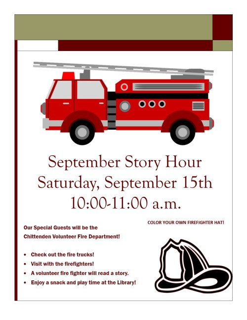 Story Hour with CVFD (1)