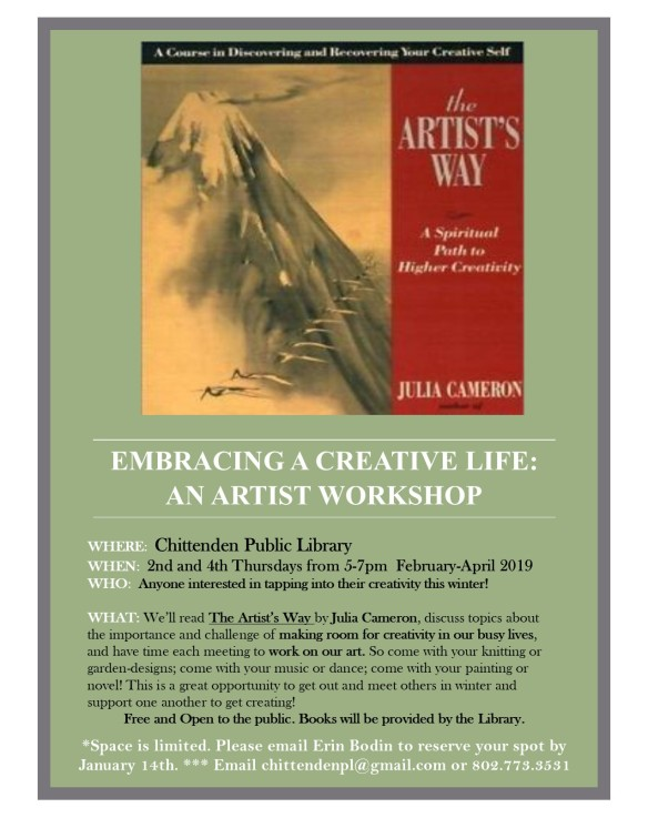 The Artist's Date Workshop (2)