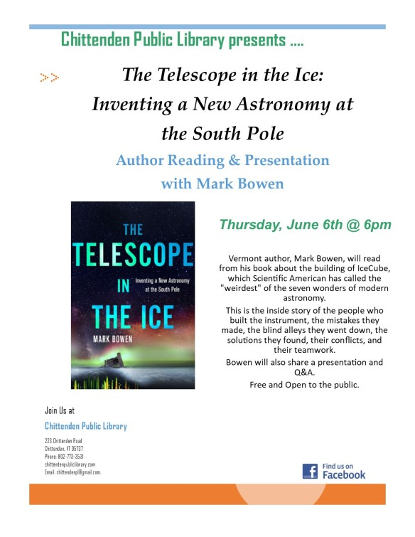 Telescope in the Ice