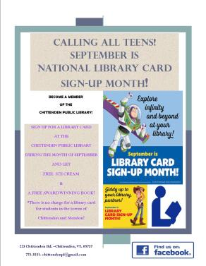 LibraryCardsignupmonth