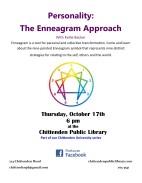enneagram flyer