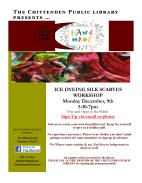 silk scarves workshop 2019