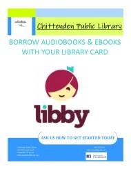 Libby Flyer