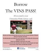 VINS pass flyer